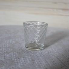 """Подсвечник """"Стопка"""" маленький (ваза)"""