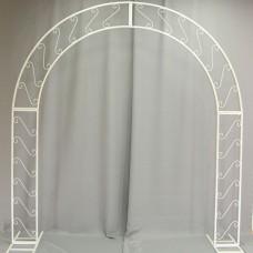 Плоская свадебная арка (каркас)