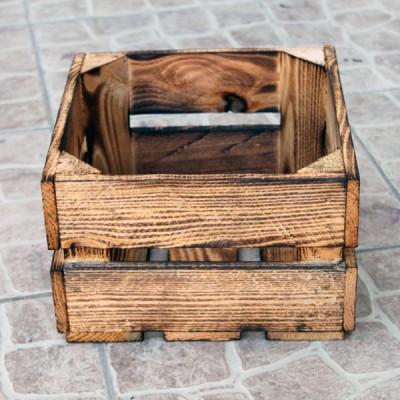 Ящик деревянный маленький