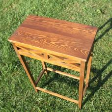 Деревянный столик для выездной церемонии