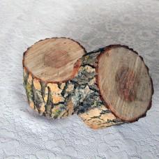Деревянный срез средний