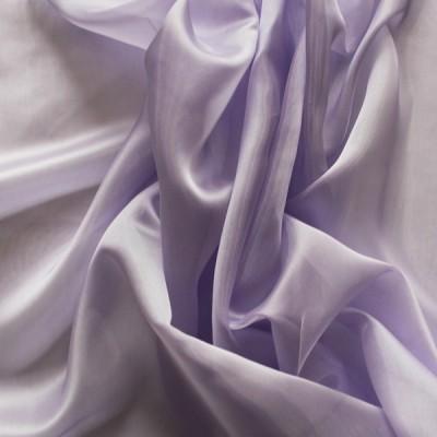 Ткань сиреневого цвета (вуаль)