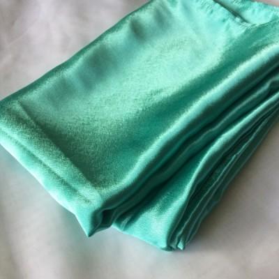 Ткань мятного цвета