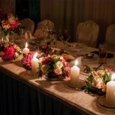 Мятно-пионовая свадьба